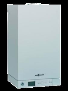 Газовые котлы Viessmann Vitopend 100 12 кВт. Двухконтурный, турбированный.