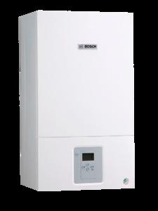 Газовые котлы Bosch Gaz 6000 WBN 35 CRN. Двухконтурный, турбированный.