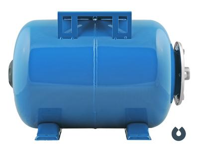 Гидроаккумулятор UNIPUMP 50 л (гор), корпус сталь