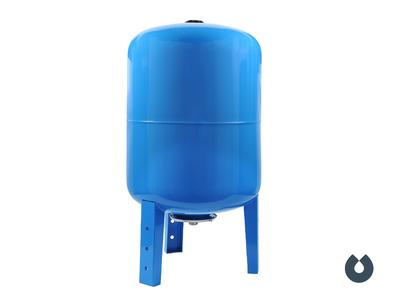 Гидроаккумулятор UNIPUMP 80 л (верт), корпус сталь