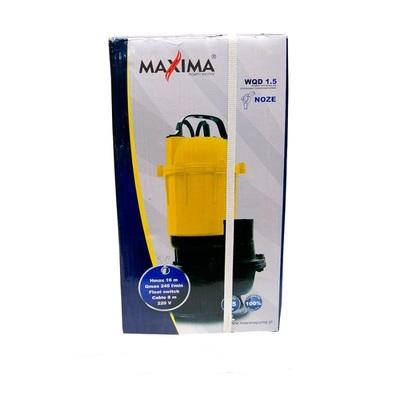 Дренажно-фекальный насос MAXIMA WQD-0.75
