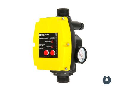 Блок управления насосом UNIPUMP ТУРБИПРЕСС (2,2 кВт)