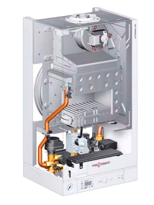 Газовый котел Viessmann Vitopend 100 A1JB 24 turbo (Двухконтурный)
